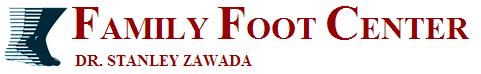 White Stone Podiatry Logo