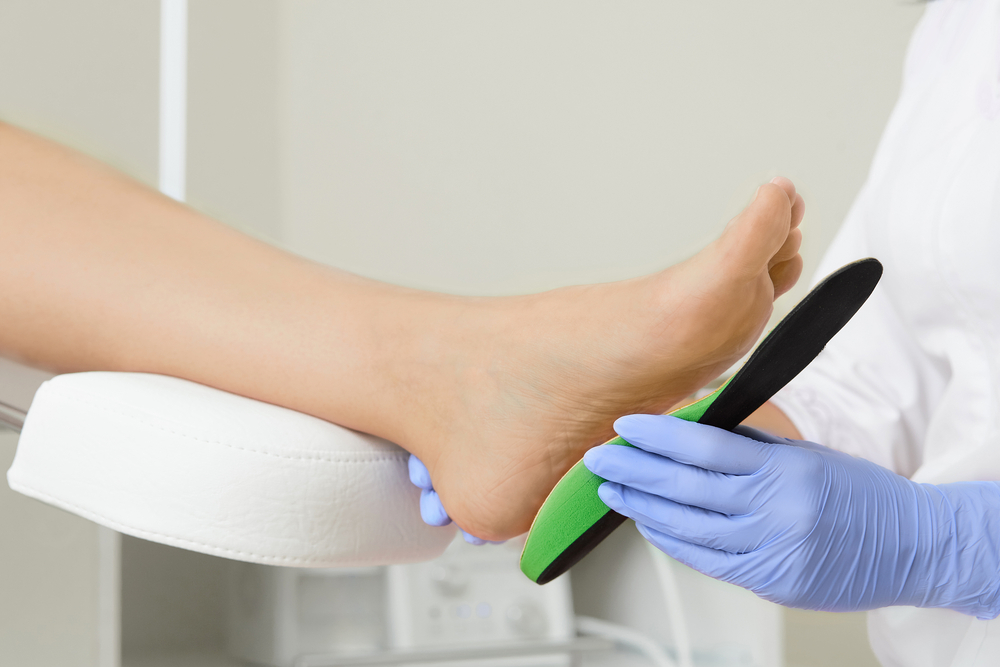 Orthotics Treatment